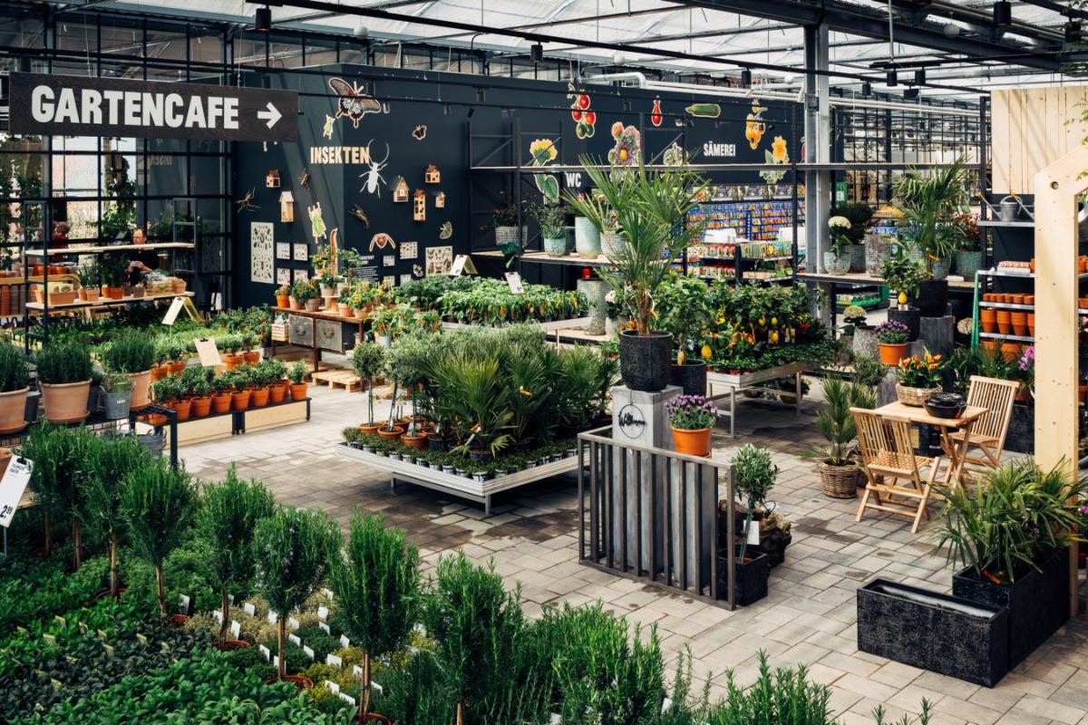 Mit Cafe Museum Spielplatz Und Naturpfad Neues Gartencenter Deluxe In Lennestadt Sudwestfalen Magazin