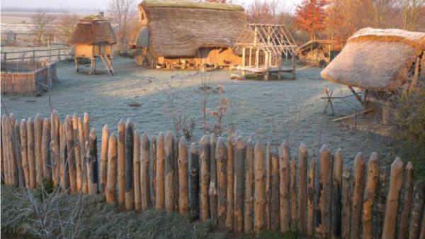 Eisenzeitliche Siedlung Kulturweg Eisen