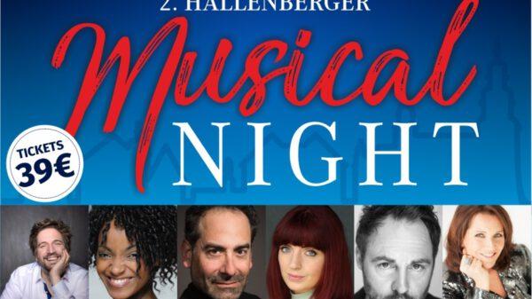 Hallenbeger Musical Night