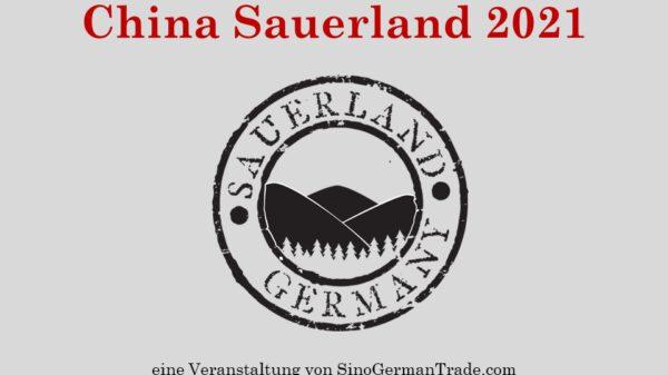 "Online-Forum ""China Sauerland 2021"""